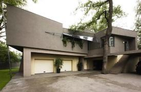 Дом господина Р. от «Za Bor architects»