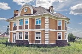 Проект двухэтажного дома «Валери М»