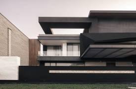 """Черный алмаз"" от 23DC Architects"