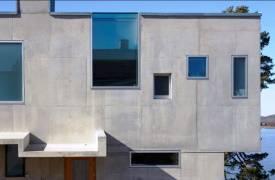 Бетонный дом-лабиринт в Норвегии