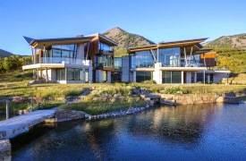 Дерзкий и смелый дом в Колорадо