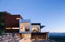 Эффектный ультрасовременный дом в Солт Лейк Сити