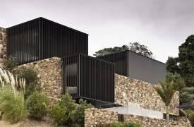 Дом на побережье в Новой Зеландии