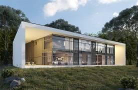 ТОП-5 проектов домов с эксплуатируемой кровлей