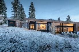 Дом с нордическим характером