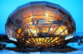 Гелиодом - биоклиматический дом во Франции