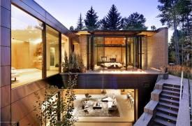 Уникальная резиденция в Аспене