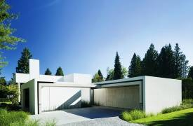 Дом для большой семьи в Ванкувере