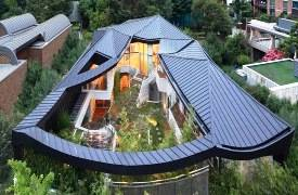 Особняк в Южной Корее от компании IROJE KHM Architects