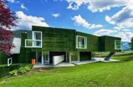 Зеленый дом в Австралии