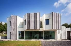 Базальтовый дом в Испании