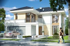ТОП-10 проектов домов со вторым светом