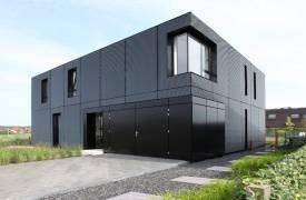 Особенный дом в ультра-минималистичном стиле