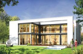 ТОП-7 проектов домов с бассейнами