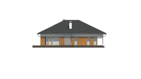 Фасад проекта Z303