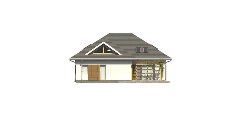 Фасад проекта Z306