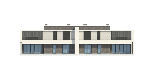 Фасад проекта Zb16