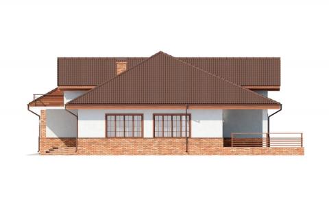 Фасад проекта Марини