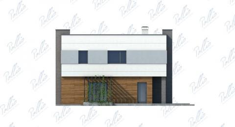 Фасад проекта X5