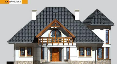 Фасад проекта LK&702