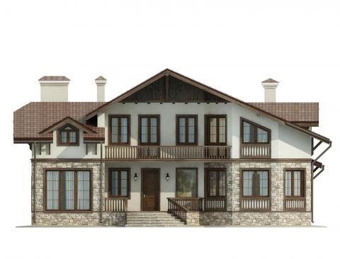Фасад проекта Ido-336