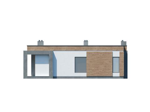 Фасад проекта Нуара