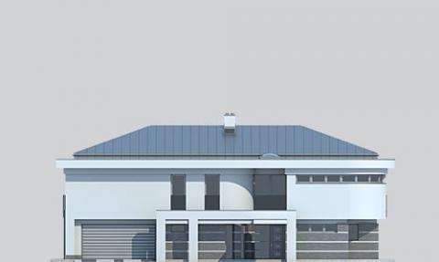 Фасад проекта LK&855