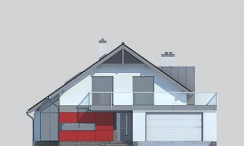 Фасад проекта LK&895