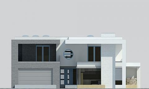 Фасад проекта LK&933