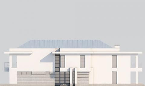 Фасад проекта LK&1051