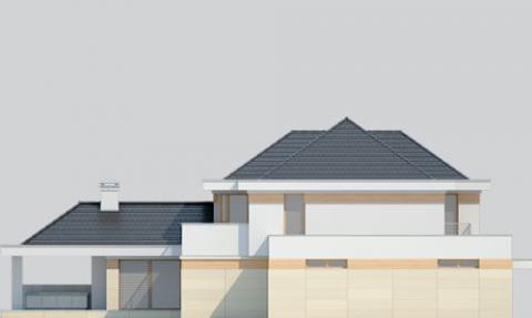 Фасад проекта LK&1041
