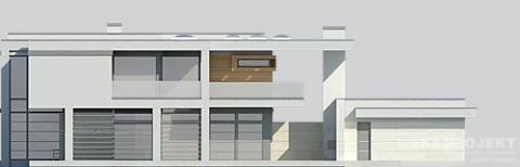Фасад проекта LK&1079