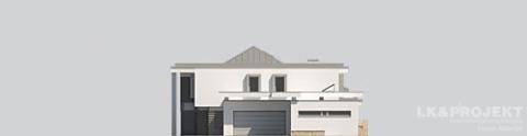 Фасад проекта LK&1078