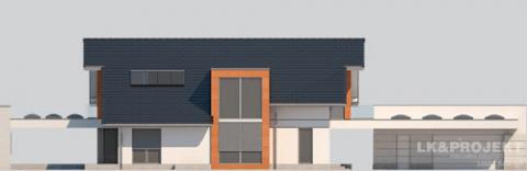 Фасад проекта LK&1082