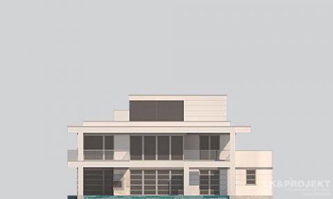 Фасад проекта LK&1075