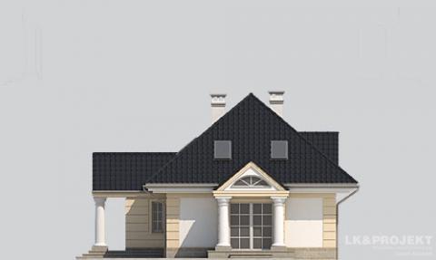 Фасад проекта LK&866