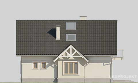 Фасад проекта LK&1098