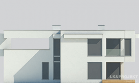 Фасад проекта LK&935