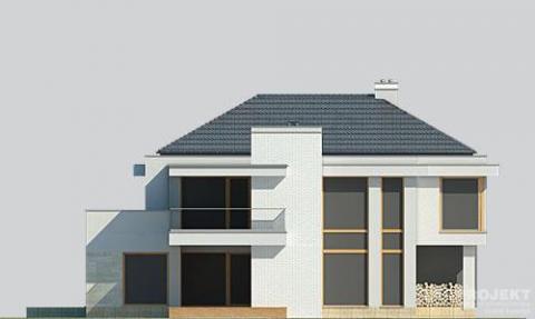 Фасад проекта LK&914