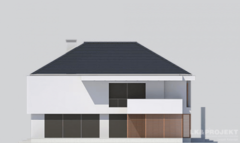 Фасад проекта LK&1121