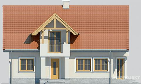 Фасад проекта LK&1122