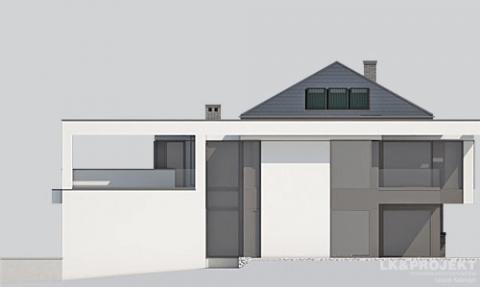 Фасад проекта LK&1136