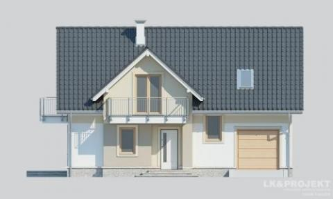Фасад проекта LK&650