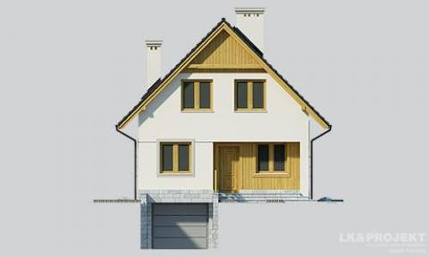 Фасад проекта LK&472