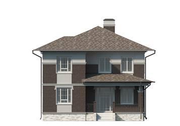 Фасад проекта 83-00