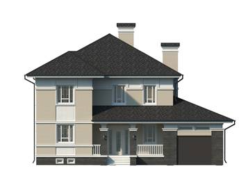 Фасад проекта 83-01
