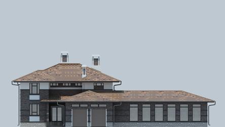 Фасад проекта 83-14