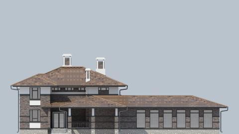 Фасад проекта 83-18