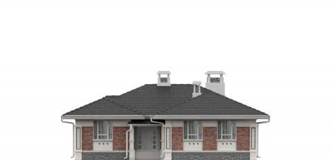 Фасад проекта 84-36