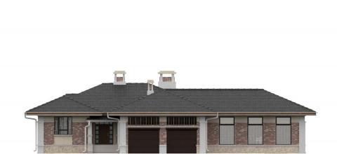 Фасад проекта 84-38